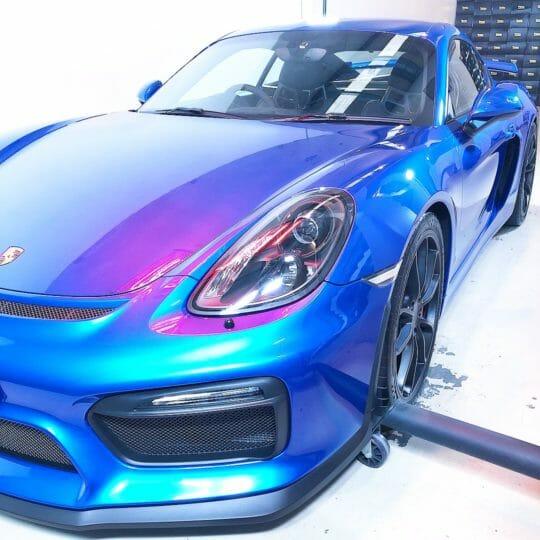 best Porsche Cayman car Detailing