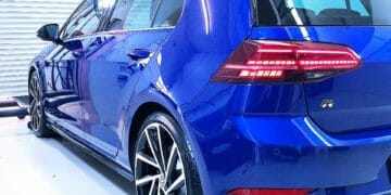 best VW Golf R car detailing