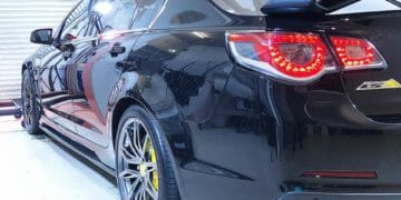 best HSV GTS car detailing