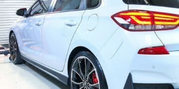 best Hyundai i30 car detailing
