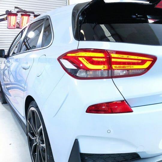 Hyundai i30 car detailing