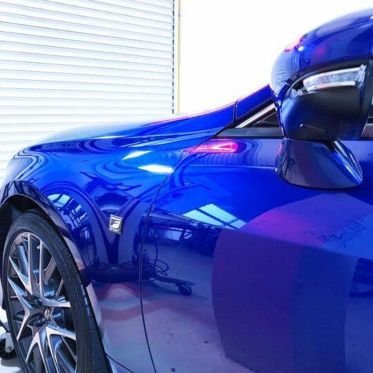 Lexus RC200T Car Detailing