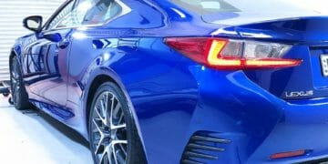 best lexus car detailing