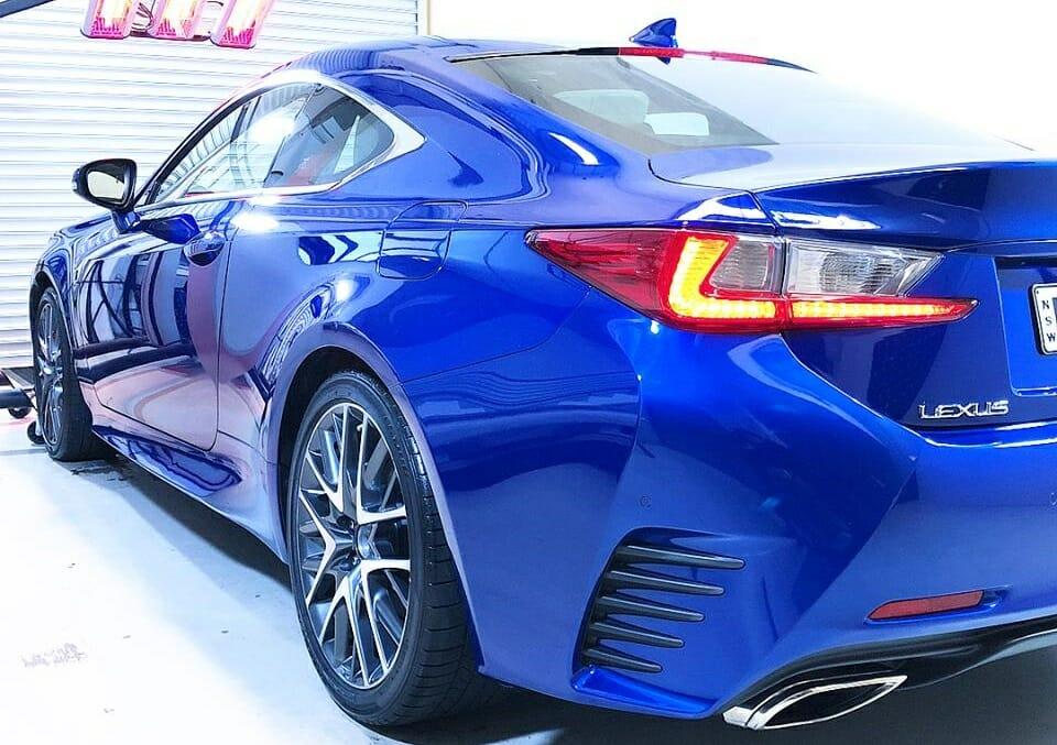 best lexus car detailing