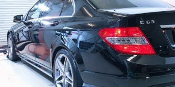 best car detailing mercedes