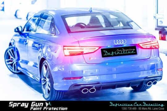 best Audi car detailing
