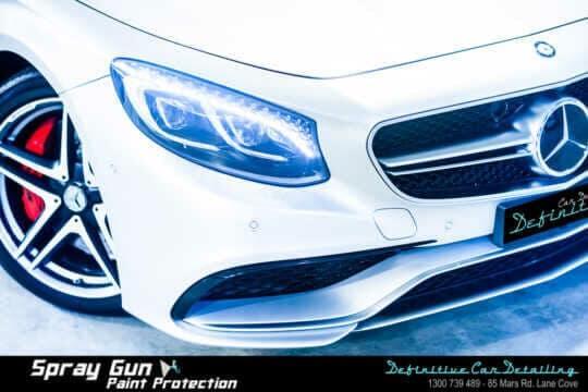 best Mercedes car detailing