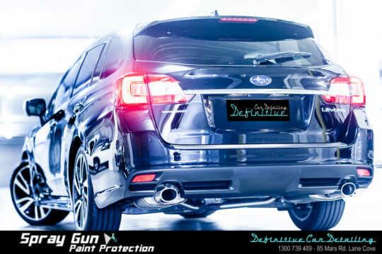 Subaru Levorg Car Detailing