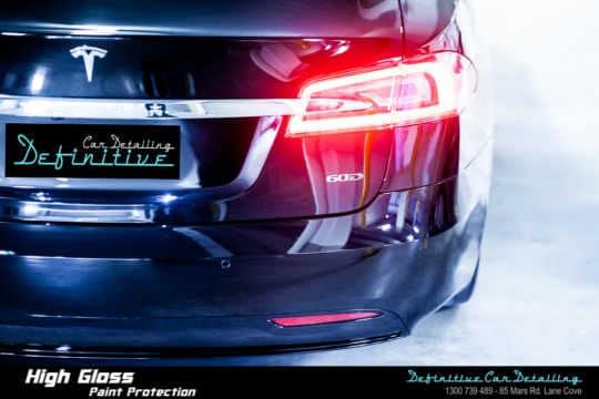 best Tesla car detailing