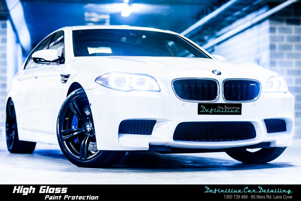 BMW M5 Best Car Detailing