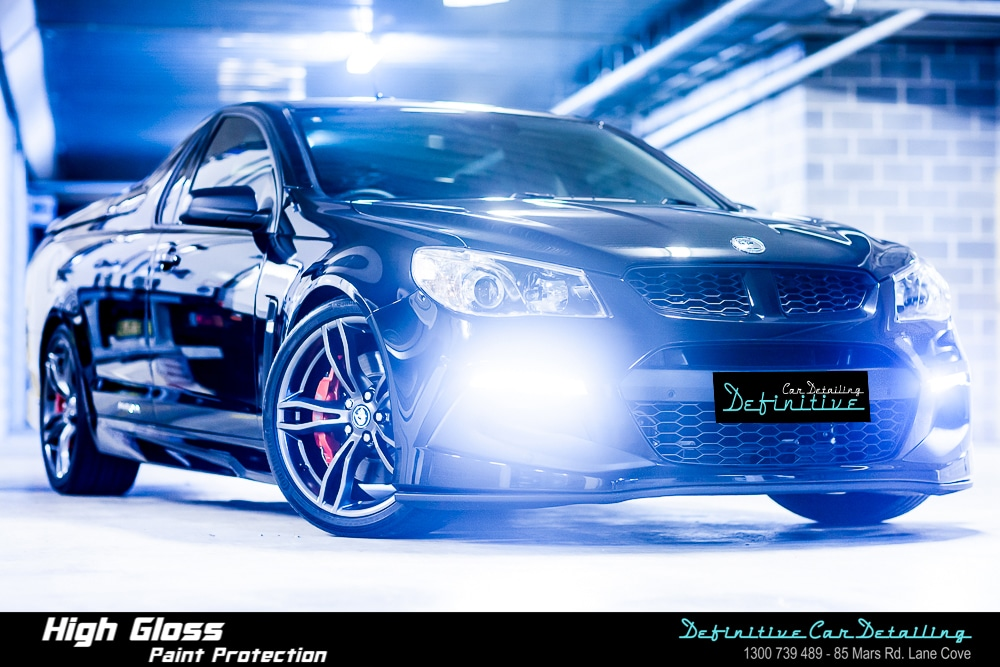 HSV Walkinshaw 507 Car Detailing