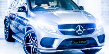 Mercedes AMG GLE43 Paint Correction Sydney