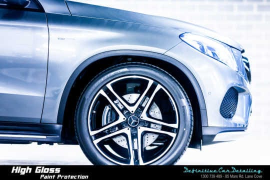 Mercedes AMG GLE43 Best Car Detailing
