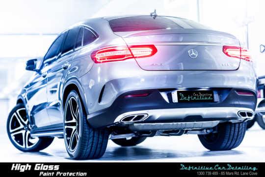 Mercedes AMG GLE43 Car Detailing