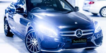 Best Mercedes C250 Car Detailing
