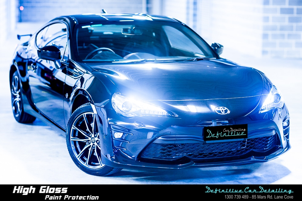 Best Toyota GT86 Car Detailing