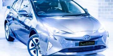 Toyota Prius Car Detailing