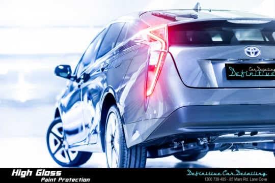 Toyota Prius Best Car Detailing