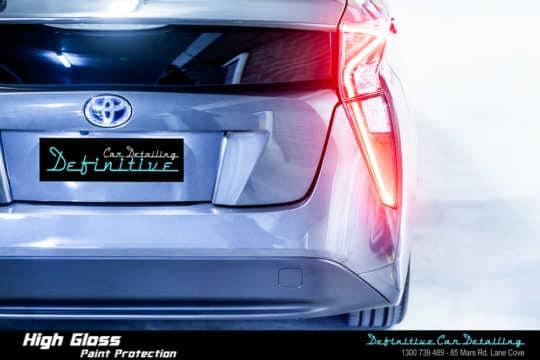 Toyota Prius Paint Correction