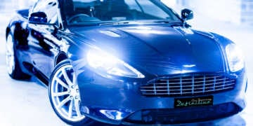 Aston Martin DB9 GT Best Car Detailing