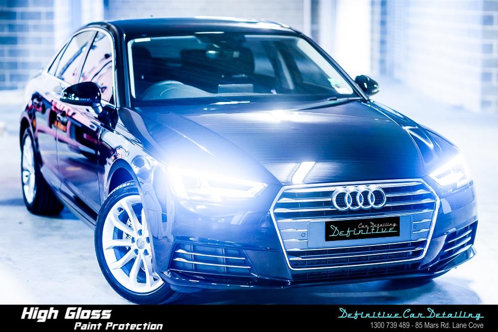 Audi A4 Best Car Detailing