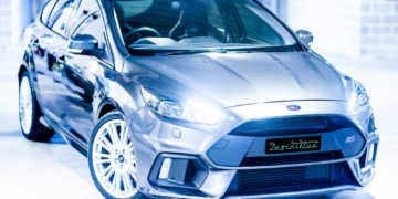 Ford Focus RS Car Detailing