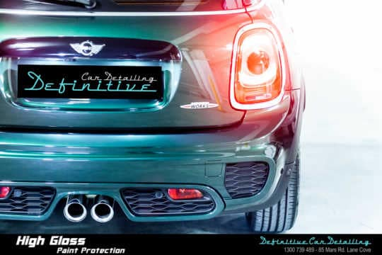 MINI JCW Cooper S Best Car Detailing