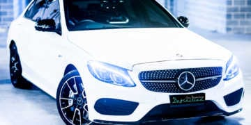 Mercedes AMG C43 Best Car Detailing