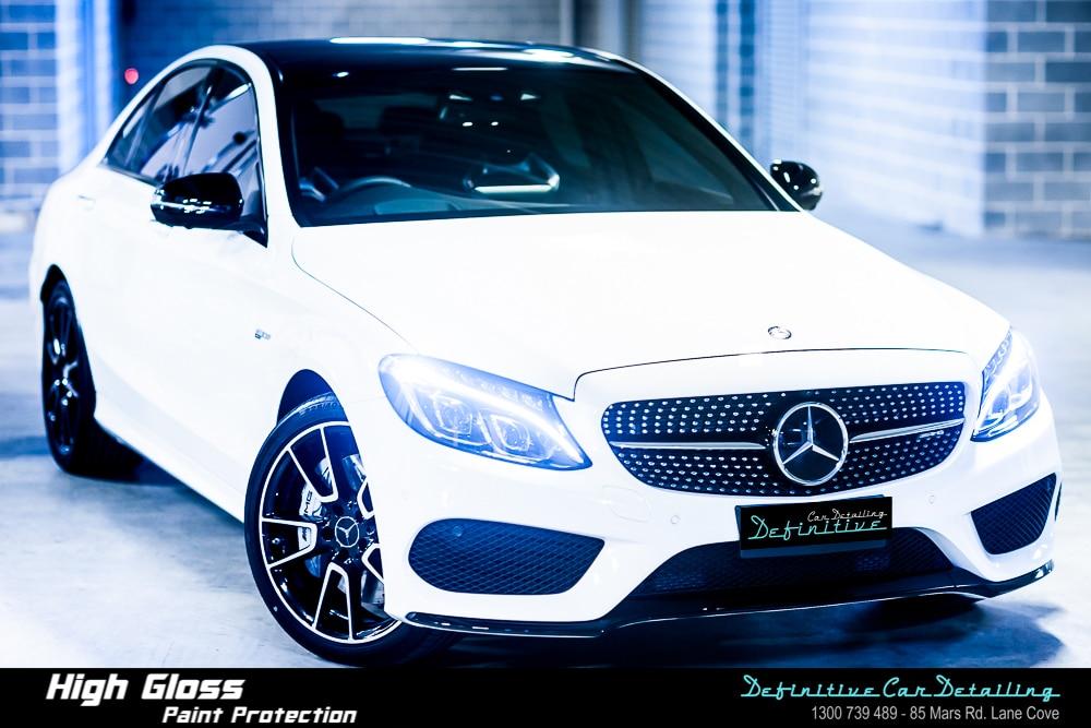 Mercedes AMG C43 Best Car Detailing