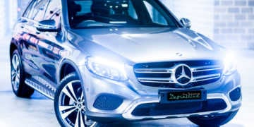 Mercedes GLC 250 Best Car Detailing