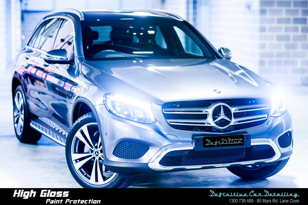 Mercedes GLC 250 Best Car Detailing