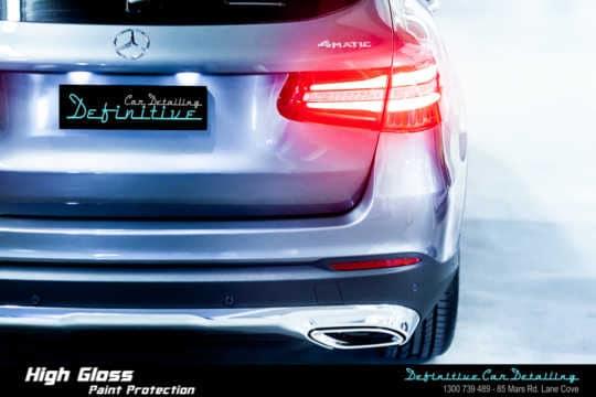 Mercedes GLC 250 Paint Correction