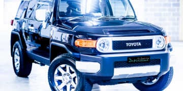 Toyota FJ Cruiser Best Car Detailing