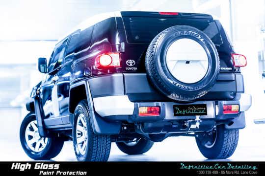 Toyota FJ Cruiser Car Detailing