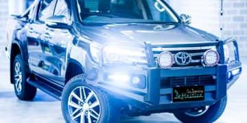 Toyota Hilux SR5 Best Car Detailing