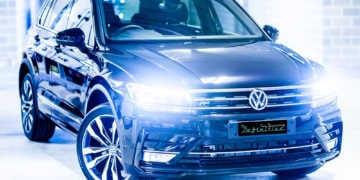 Volkswagen Tiguan R Best Car Detailing