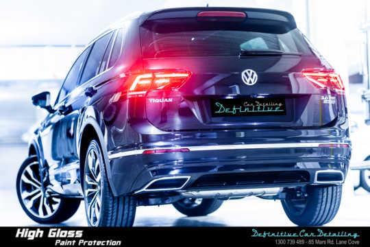 Volkswagen Tiguan R Car Detailing