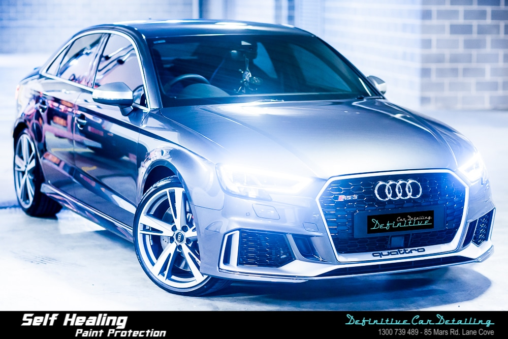 Audi RS3 Best Car Detailing