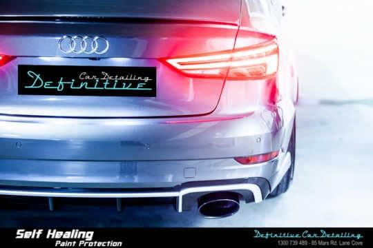 Audi RS3 Paint Correction