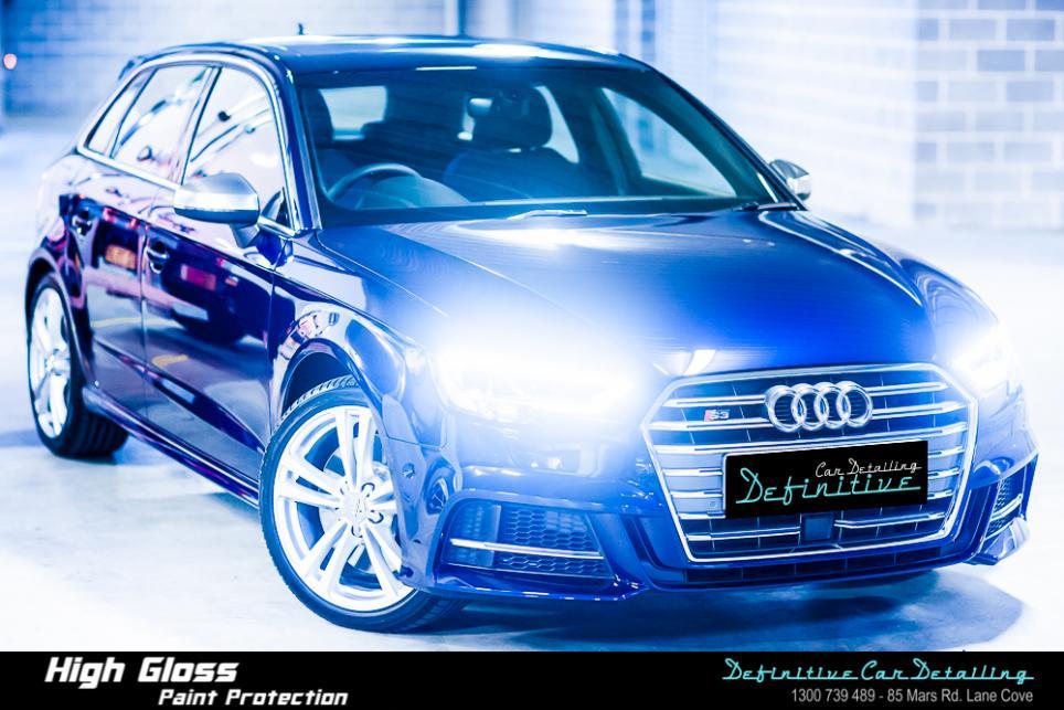 Audi S3 Best Car Detailing