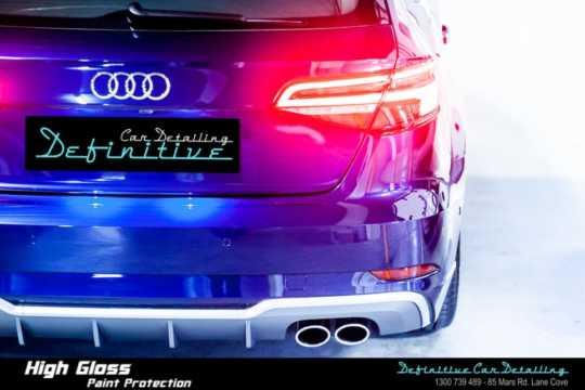 Audi S3 Paint Correction