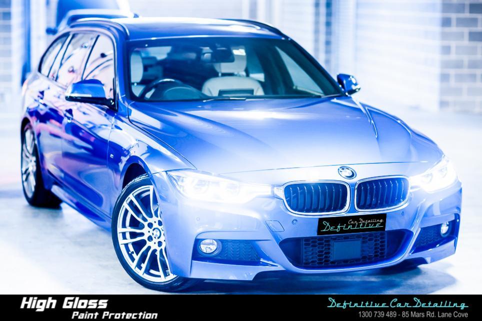 BMW 330i Best Car Detailing