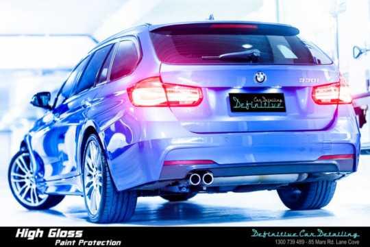 BMW 330i Car Detailing
