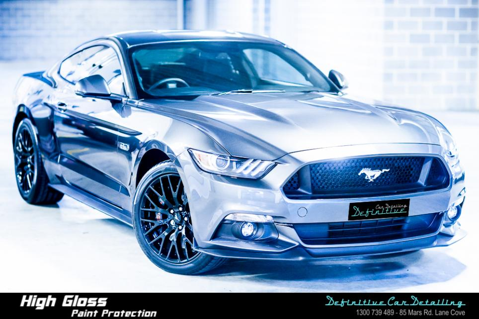 Ford Mustang 5.0 Best Car Detailing