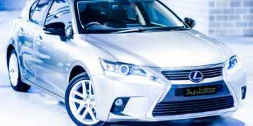Lexus CT200h Best Car Detailing