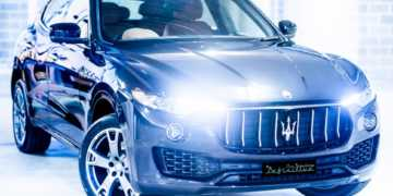 Maserati Levante Best Car Detailing