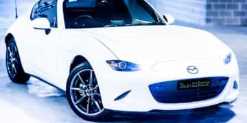 Mazda MX-5 Best Car Detailing