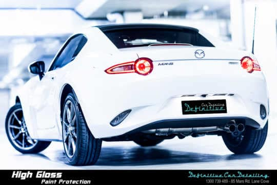 Mazda MX-5 Car Detailing