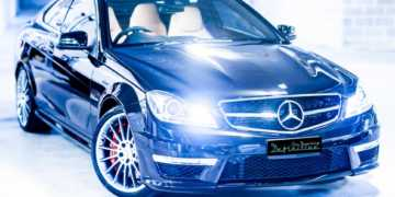 Mercedes C63 AMG Best Car Detailing