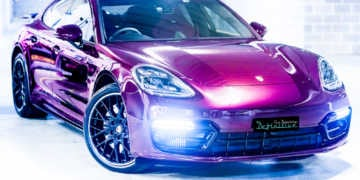 Porsche Panamera Turbo Best Car Detailing